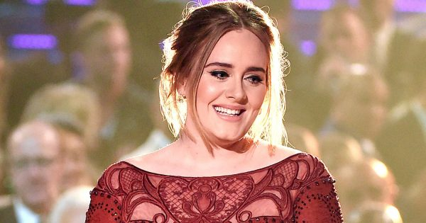 Adele confirmed to perform at the 2018 GRAMMY
