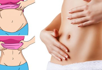 stomach massage weight loss