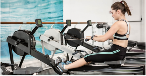 fitness rowing machnes