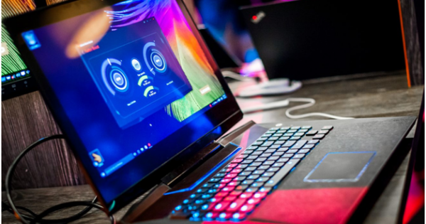 gaming laptop 2018
